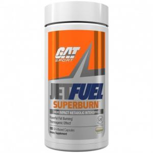 GAT, JETFUEL, Superburn Weight Management, 120 oil-infused capsules