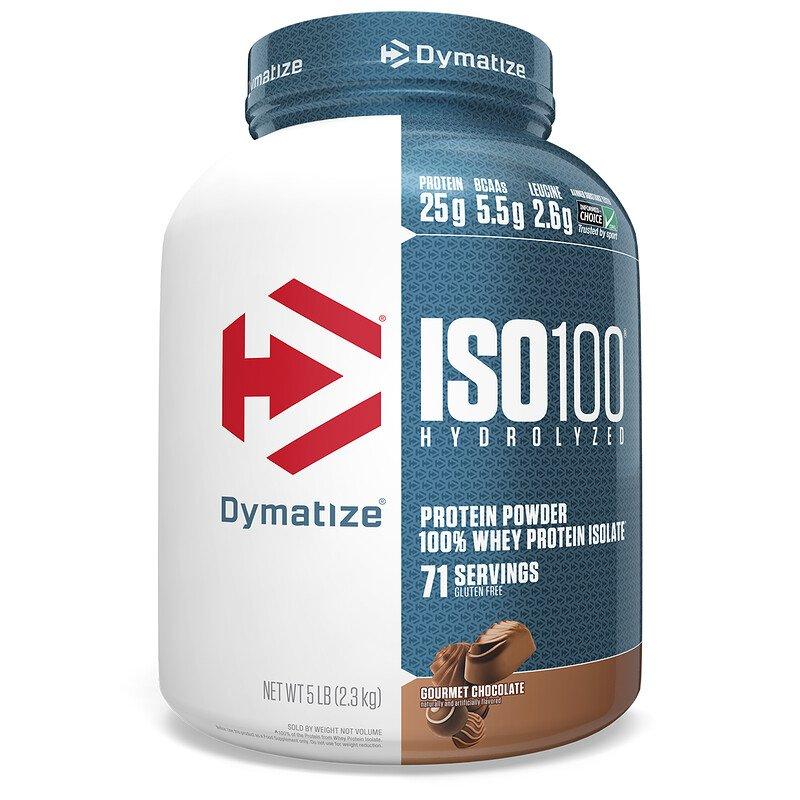 بروتين ديماتيز ايزو 100, 5باوند ,2,3 كجم